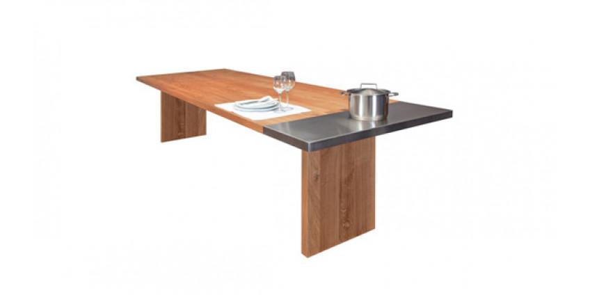 Какие есть раздвижные столы