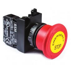 Кнопка аварийного выключения «Еmergency STOP»