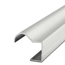 Алюминиевый профиль-ручка AL-R-16