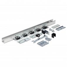 Раздвижная система для межкомнатных дверей Новатор MKK-2N