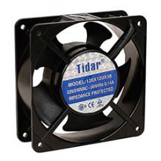 Корпусный вентилятор 220 вольт 120х120х38 RSM