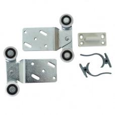Комплект роликов для межкомнатных дверей Бета 321L/2
