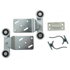 Комплект роликов для межкомнатных дверей Бета 321R/2