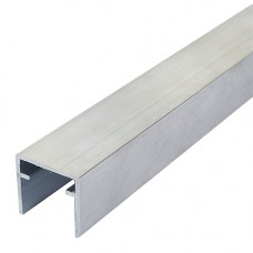 Алюминиевый профиль для межкомнатных дверей AL 80